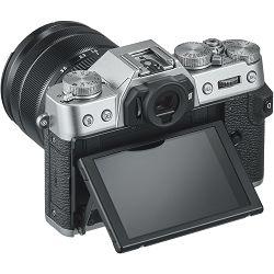 Fujifilm X-T30 + XC 15-45 f/3.5-5.6 OIS PZ KIT Silver srebreni digitalni mirrorless fotoaparat s objektivom 15-45mm Fuji (16619126)