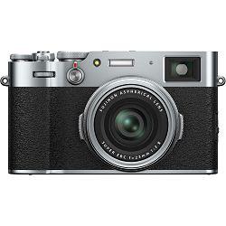 Fujifilm X100V Silver srebreni digitalni fotoaparat s integriranim objektivom 35mm f/2 (16642965)