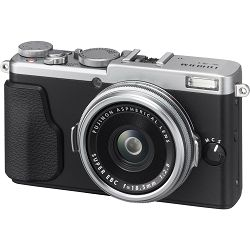 Fujifilm X70 Silver srebreni digitalni fotoaparat Digital Camera Fuji X-70 Kompaktni fotoaparat