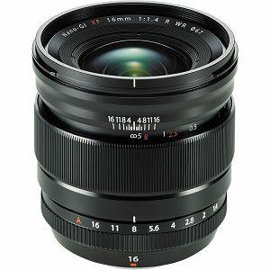 Fujifilm XF 16mm f/1.4 R WR širokokutni objektiv fiksne žarišne duljine Fuji Fujinon 16 1.4 wide angle prime lens