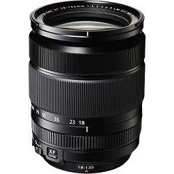 Fujifilm XF 18-135mm f3.5-5.6 R OIS WR allround objektiv Fuji Fujinon 18-135 zoom lens