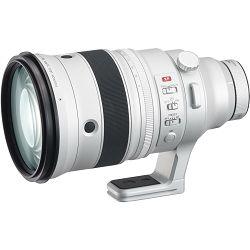 Fujifilm XF 200mm f/2 R LM OIS WR + teleconverter 1.4x TC F2 WR Fuji Fujinon 200 2.0 F2 telefoto objektiv fiksne žarišne duljine Fixed prime lens