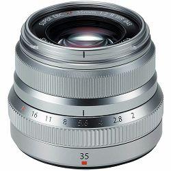 Fujifilm XF 35mm f/2 R WR Lens Silver širokokutni objektiv Fuji Fujinon XF35mm F2 R WR