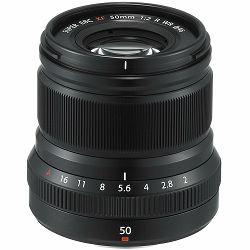 Fujifilm XF 50mm F2 R WR standardni portretni objektiv za fotoaparat Fuji Fujinon 50 f/2.0 fixed prime lens