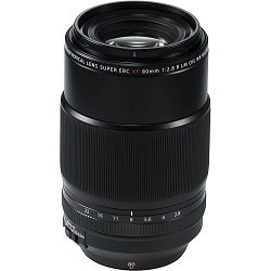 Fujifilm XF 80mm f/2.8 R LM OIS WR Macro 1:1 Fuji Fujinon telefoto objektiv fiksne žarišne duljine 80 f2.8 2.8 prime lens