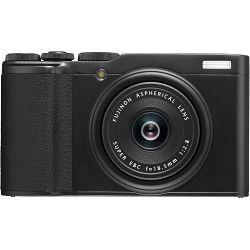 Fujifilm XF10 Black crni digitalni fotoaparat s integriranim objektivom Fuji Finepix XF10