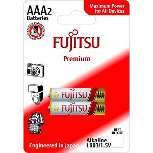 Fujitsu 2x LR03 alkalne baterije alkaline batteries Premium Series