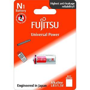Fujitsu LR1 alkalna baterija LR1(1B)FU alkaline batteries Universal Power Series blister