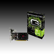 GAINWARD Video Card GeForce GT 610 DDR3 1GB/64bit, 810MHz/535MHz, PCI-E 2.0 x16,HDMI,DVI, VGA Cooler, Retail