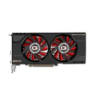 GAINWARD Video Card GeForce GTX 570 GDDR5 1280MB/320bit, 732MHz/1.9GHz, PCI-E 2.0 x16,DP,HDMI, 2xDVI, Dual Slot Fan Cooler, Retail