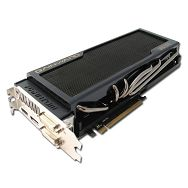 GAINWARD Video Card GeForce GTX 570 Phantom GDDR5 1280MB/320bit, 750MHz/1.95GHz, PCI-E 2.0 x16,DP,HDMI, 2xDVI, Dual Slot Fan Cooler, Retail