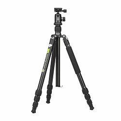 Genesis Base A3 KIT Grey 180.8cm 12kg sivi stativ za fotoaparat tripod + BH-34 ball head kuglasta glava s Arca-Swiss quick release brzoskidajućom pločicom