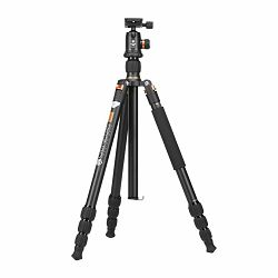 Genesis Base A3 KIT Orange 180.8cm 12kg narančasti stativ za fotoaparat tripod + BH-34 ball head kuglasta glava s Arca-Swiss quick release brzoskidajućom pločicom
