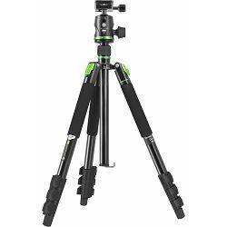 Genesis Base ABT KIT Green 146.4cm 10kg stativ za fotoaparat tripod + ABH-36 ball head kuglasta glava s Arca-Swiss quick release brzoskidajućom pločicom
