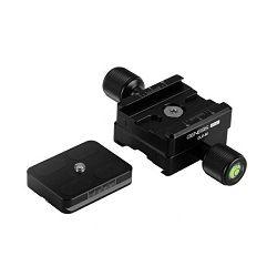 Genesis Base CLD-50 dual Arca-style clamp with plate baza podloga za fotoaparat s Arca-Swiss quick release brzoskidajućom pločicom
