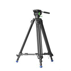 Genesis Base CVT-10 + VF-6.0 KIT komplet video stativ s fluidnom glavom