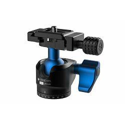 Genesis Base LPH-25 6kg low profile ballhead niskoprofilna kuglasta glava stativa za fotoaparat i kameru