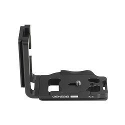 Genesis Base PLL-7D L bracket for Canon 7D quick release plate Arca-Swiss type pločica za glavu stativa