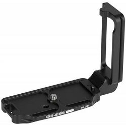 Genesis Base PLL-D850 L bracket for Nikon D850 quick release plate Arca-Swiss type pločica za glavu stativa