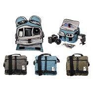 Genesis Dakar S profesionalna foto torba plava mala S