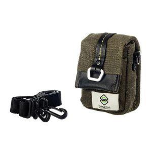 Genesis Orinoko zelena foto torba