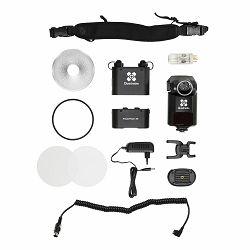 Genesis Reporter 360 TTL HSS 360Ws Quadralite bljesklica za Canon E-TTL II