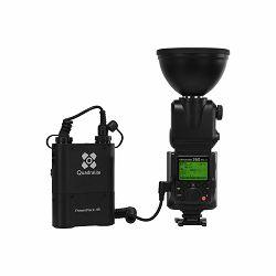 Genesis Reporter 360 TTL Quadralite 360Ws HSS bljeskalica Nikon i-TTL
