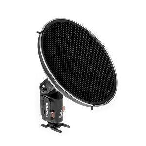Quadralite Genesis Reporter Beauty dish radar 30cm