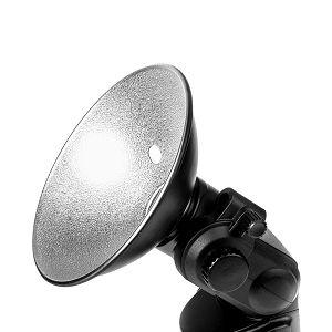 Quadralite Genesis Reporter Wide Reflector with Umbrella Holder