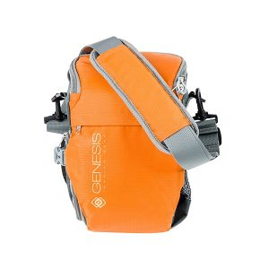 Genesis Rover Toploader L Orange narančasta foto torba za fotoaparat s objektivom