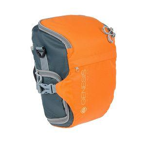 Genesis Rover Toploader S Orange narančasta foto torba za fotoaparat s objektivom