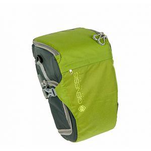 Genesis Rover Toploader S Green zelena foto torba za fotoaparat s objektivom