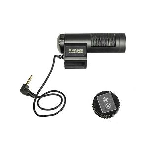 Genesis ST-01 stereo mikrofon za DSLR i kamere