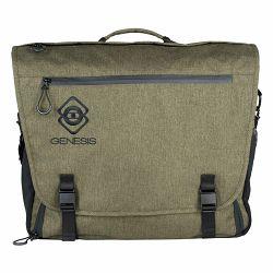 Genesis Ursa XL Green zelena foto torba za DSLR fotoaparate, kameru i objektive