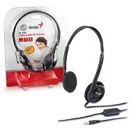 Genius HS-M200C, mobilne slušalice s mikrofonom
