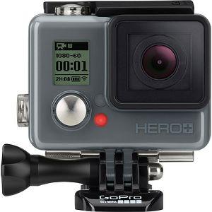 GoPro HERO+ Sportska akcijska kamera 1080p 60 fps 8MP video Wi-fi Bluetooth CHDHC-101 CHDHC-101-EU