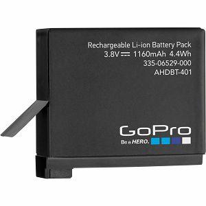 GoPro HERO4 Rechargeable Battery dodatna baterija za HERO4 AHDBT-401