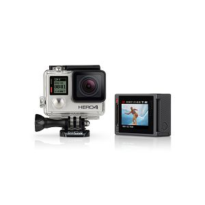GoPro HERO4 Silver Edition Adventure CHDHY-401-EU Sportska akcijska kamera ultra wide video 2.7K 30fps 1080p 1440p 12MP