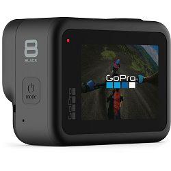 GoPro HERO8 Black Bundle kamera + Shorty + Head Strap + microSD 32GB (CHDRB-801)