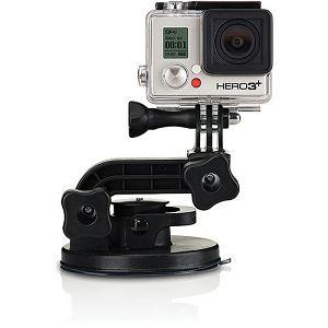 GoPro Suction Cup Mount AUCMT-302 postolje vakumski držač 250km/h nosač za sportske kamere