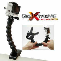 GoXtreme Accessory Flexi Clamp zglobni nosač za akcijsku sportsku kameru (55207)