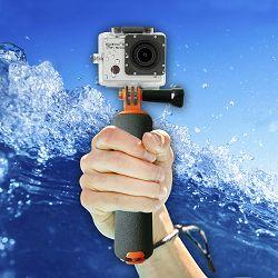 GoXtreme Accessory Floating Grip Black plutajući rukohvat nosač za akcijsku sportsku kameru (55230)