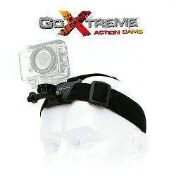 GoXtreme Accessory Head Strap Mount 2017 nosač za postavljanje akcijske kamere na glavu (55235)