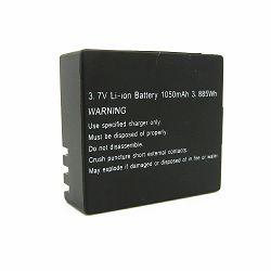 GoXtreme Accessory Lithium Battery 1050mAh 3.7V 3.885Wh punjiva baterija za akcijsku sportsku kameru Vision 4K (01470)