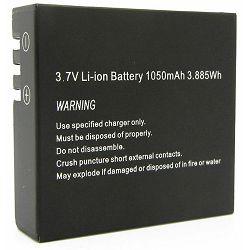 GoXtreme Accessory Lithium Battery 1050mAh 3.7V 3.885Wh punjiva baterija za akcijsku sportsku kameru Barracuda (01473)