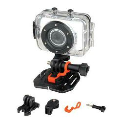 GoXtreme Accessory Motorbike Helmet Mount držač nosač za postavljanje akcijske kamere na kacigu (55201)