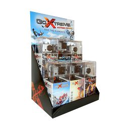 GoXtreme counter display (58001)