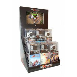 GoXtreme counter display with screen (58004)
