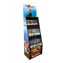 GoXtreme Display Cardboard New (58006)