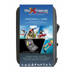 GoXtreme Hardshell Protection Case Big size Large L velika torbica za akcijske sportske kamere i dodatnu opremu (55500)